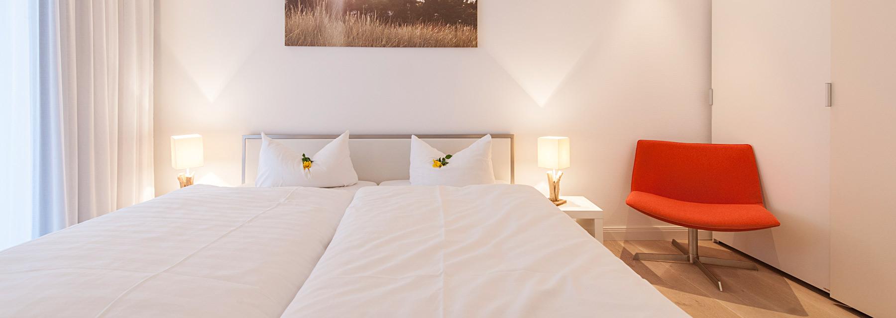 ferienwohnung buchen binz bild 17 schlafzimmer