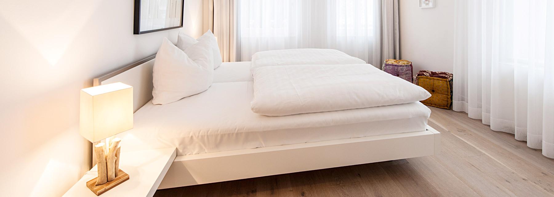 komfortables appartement binz